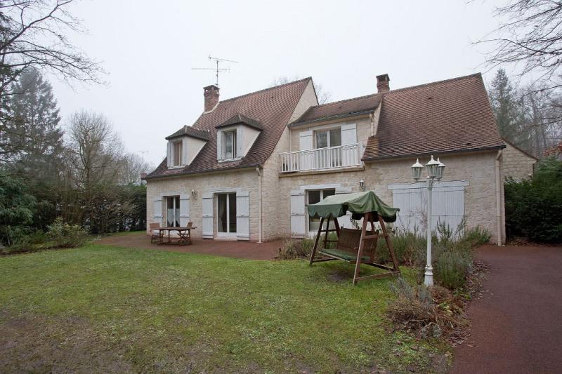 Deluxe sale house / villa Lamorlaye 699000€ - Picture 1