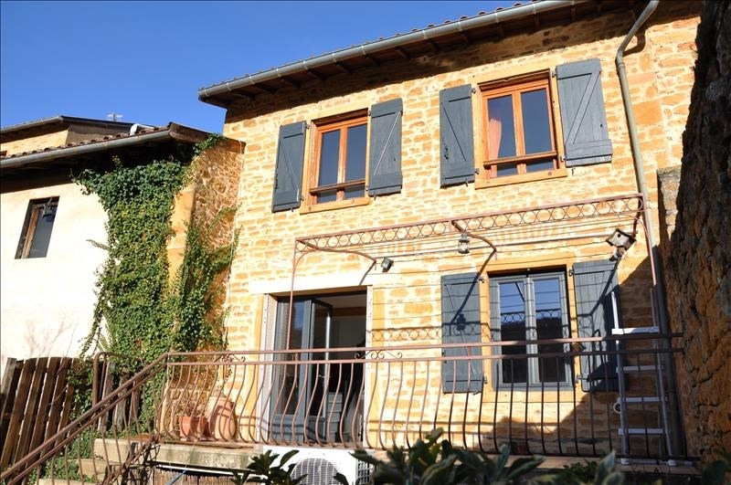 Vente maison / villa Liergues 279000€ - Photo 2