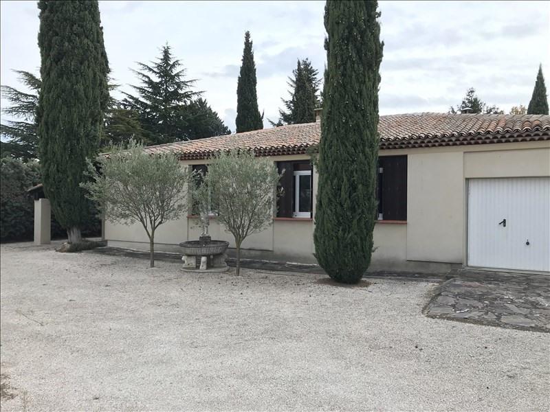 Sale house / villa St cannat 435000€ - Picture 1