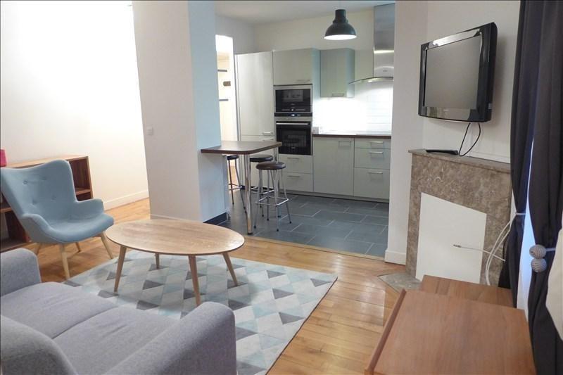 Rental apartment Boulogne billancourt 1350€ CC - Picture 1