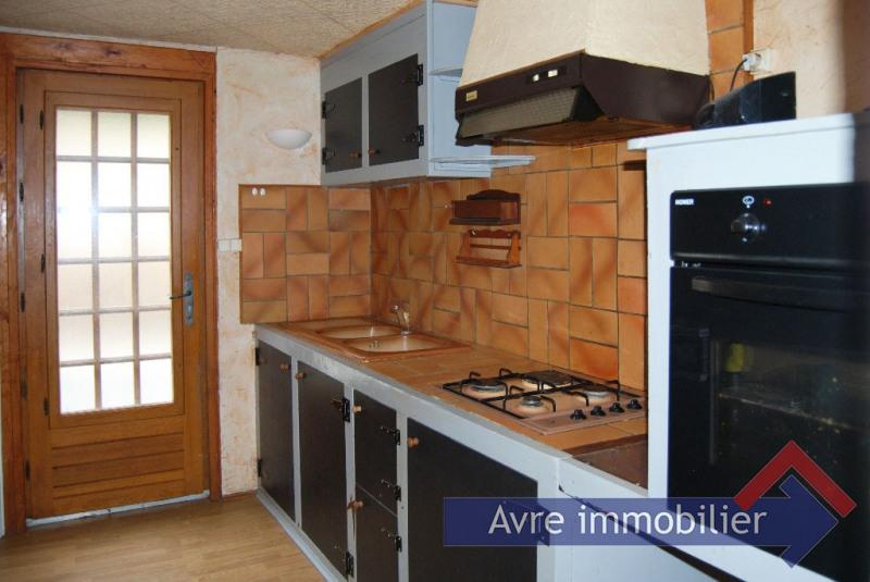 Sale house / villa Verneuil d avre et d iton 97500€ - Picture 1