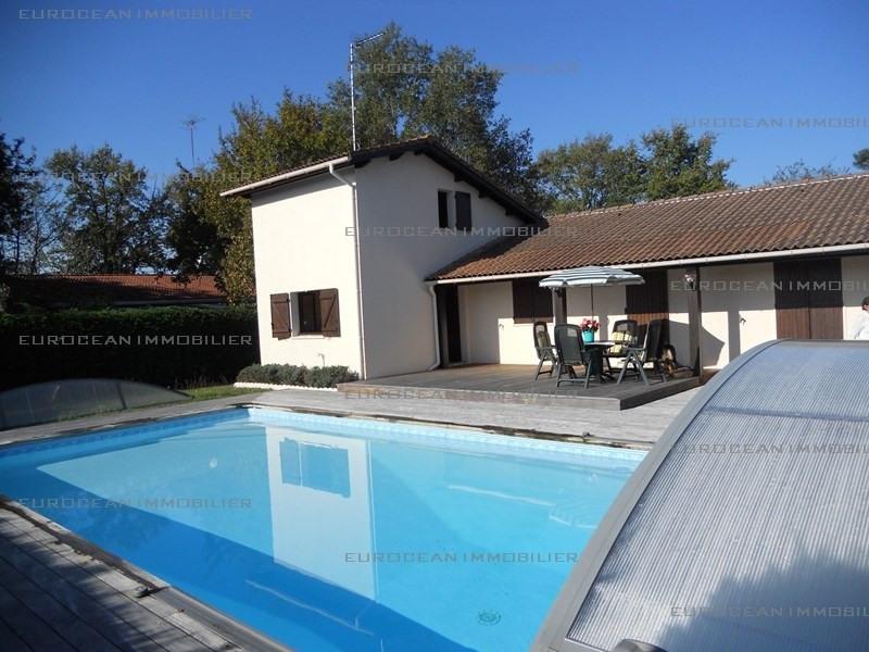 Alquiler vacaciones  casa Le porge 635€ - Fotografía 1