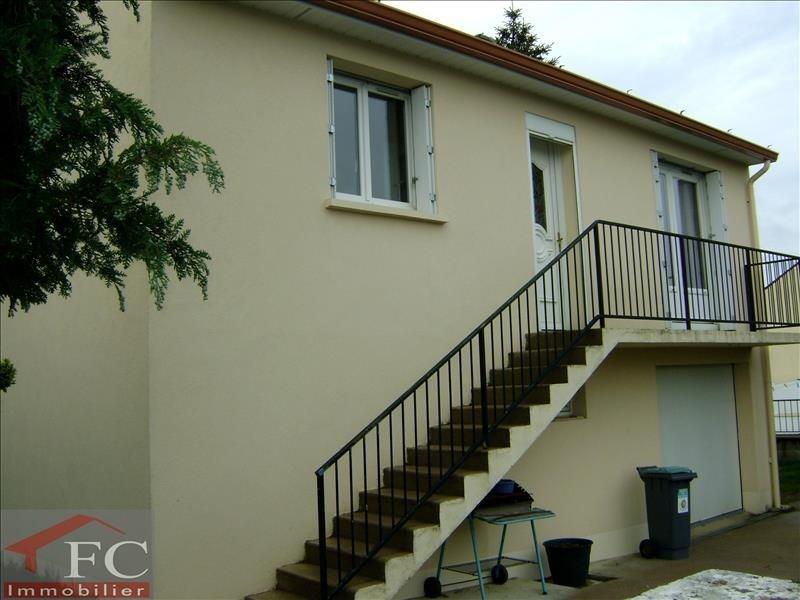 Vente maison / villa Chateau renault 161200€ - Photo 5