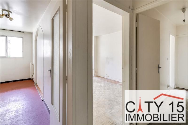 Sale apartment Paris 15ème 367000€ - Picture 4