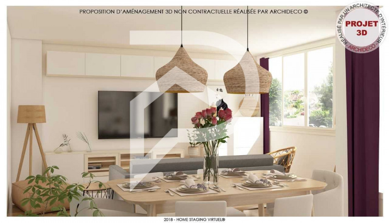 Vente appartement Eaubonne 210000€ - Photo 3