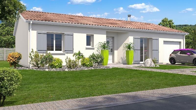 Maison  5 pièces + Terrain 600 m² Bordes par SIC HABITAT