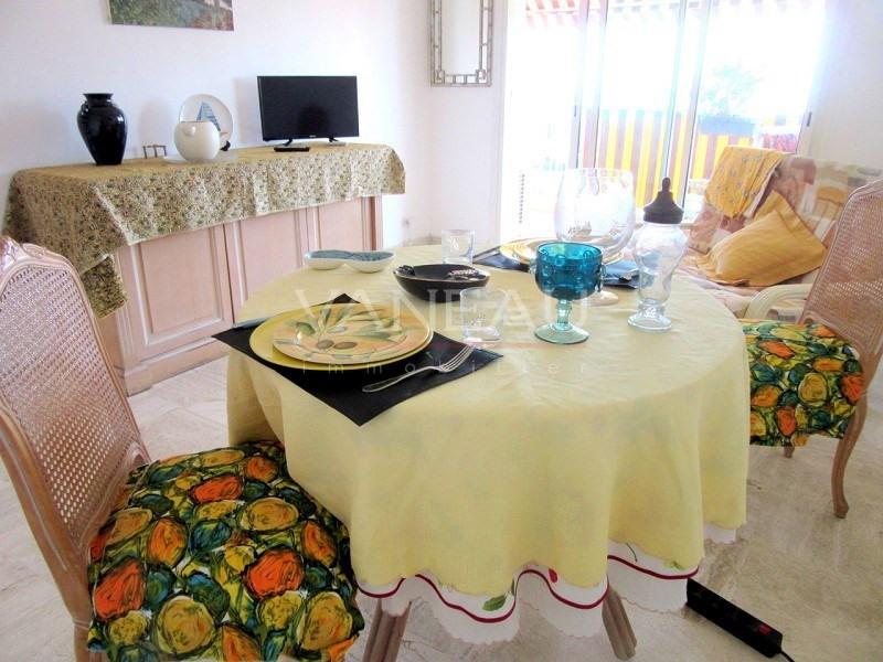 Vente de prestige appartement Juan-les-pins 189000€ - Photo 4
