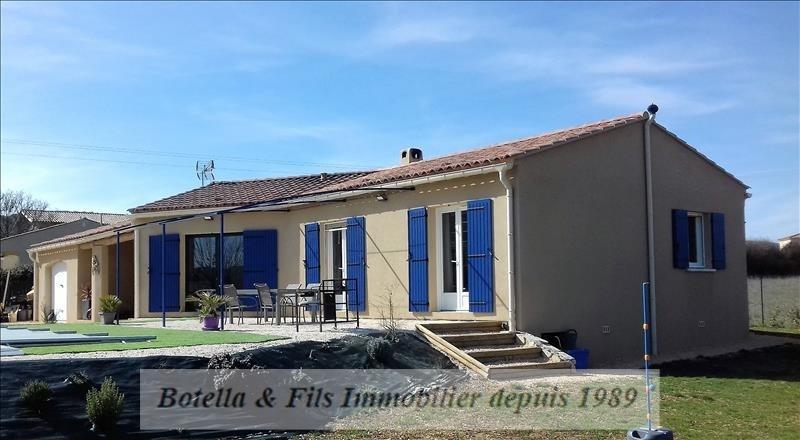 Sale house / villa Goudargues 282000€ - Picture 1