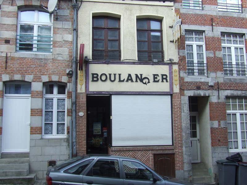 Sale building Avesnes sur helpe 38800€ - Picture 1