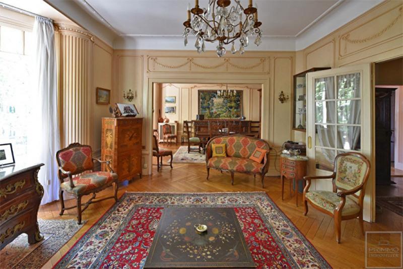 Deluxe sale apartment Lyon 6ème 1040000€ - Picture 1