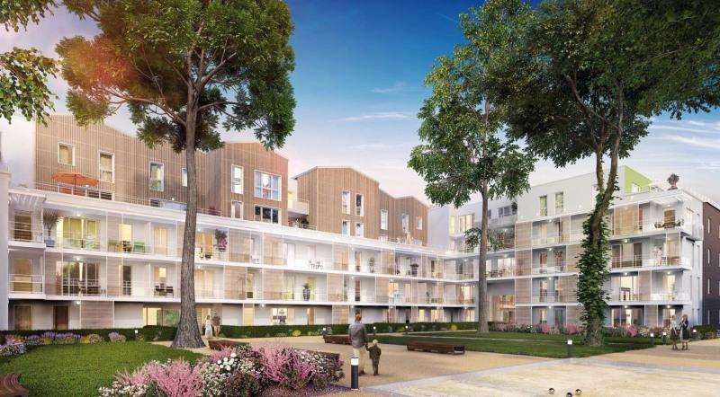 Sale apartment Meyzieu 210400€ - Picture 1