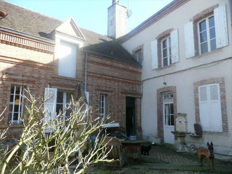 Sale house / villa Argent sur sauldre 162000€ - Picture 1