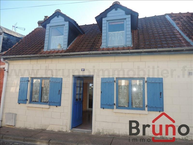 Verkoop  huis Le crotoy 187900€ - Foto 1