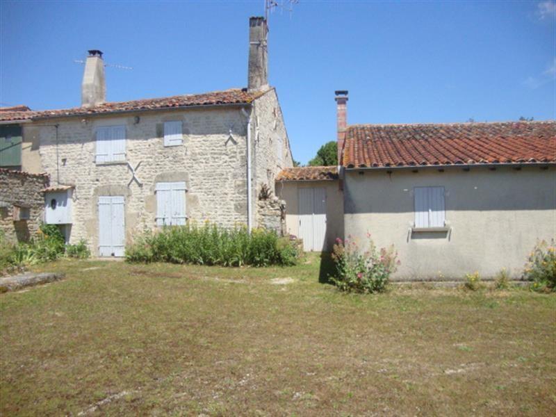 Vente maison / villa Saint-jean-d'angély 192920€ - Photo 1