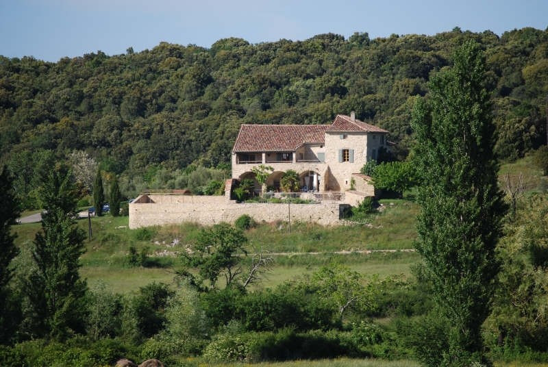Immobile residenziali di prestigio casa Barjac 799000€ - Fotografia 16