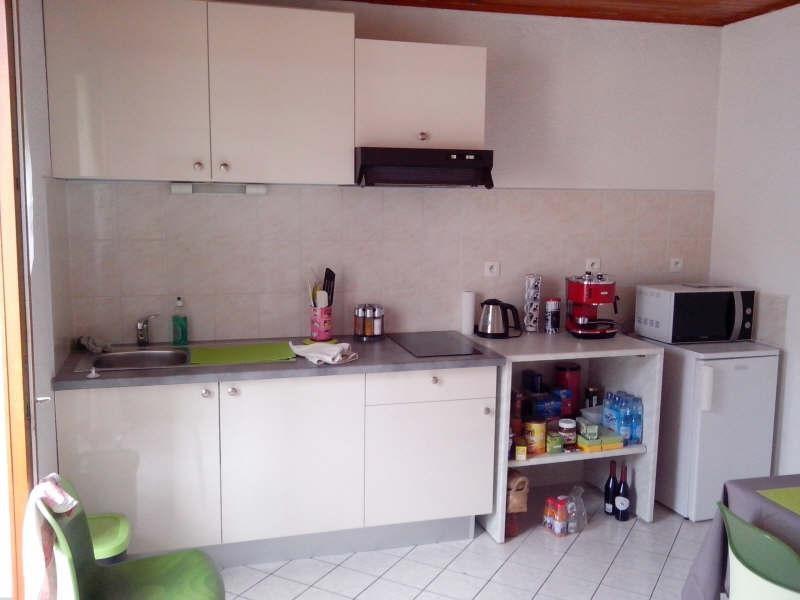 Location appartement Yenne 450€ CC - Photo 1