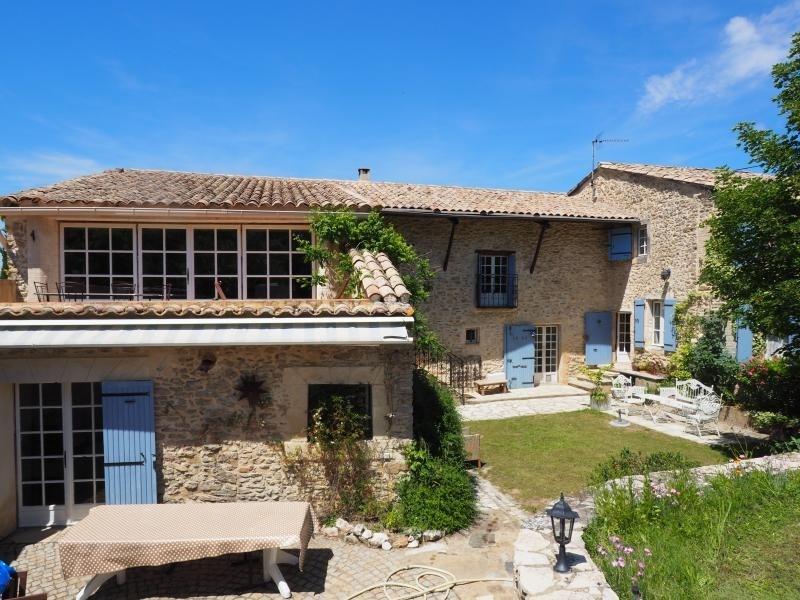 Immobile residenziali di prestigio casa Goudargues 550000€ - Fotografia 17