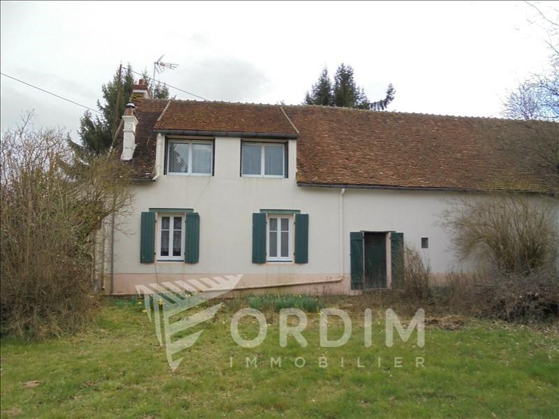 Vente maison / villa Beaulieu sur loire 110000€ - Photo 3
