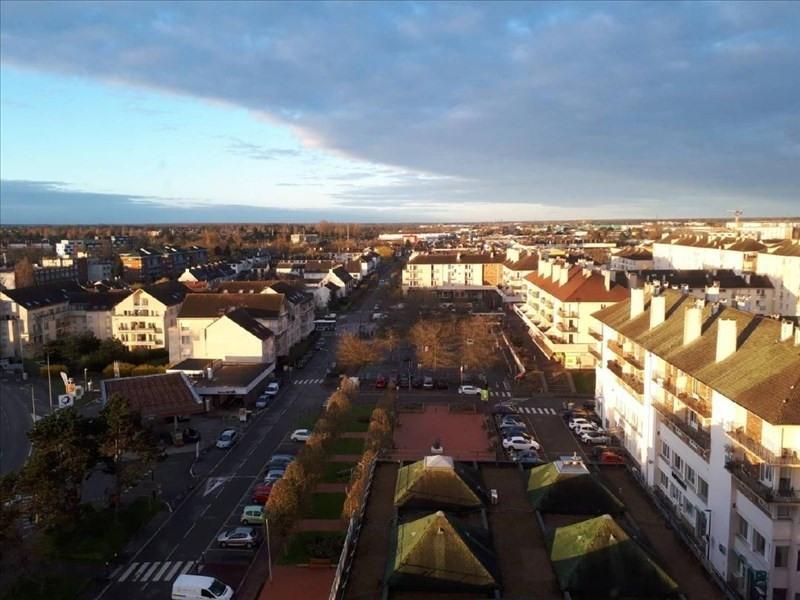 Rental apartment Maurepas 595€ CC - Picture 1