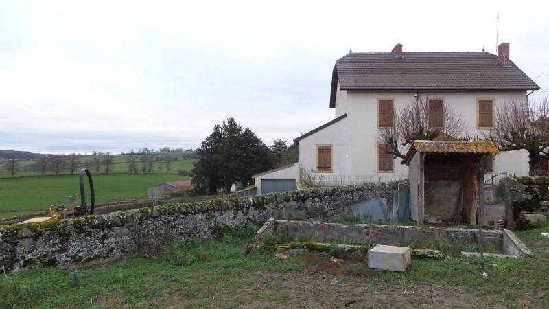 Vente maison / villa Marcilly-la-gueurce 160000€ - Photo 3