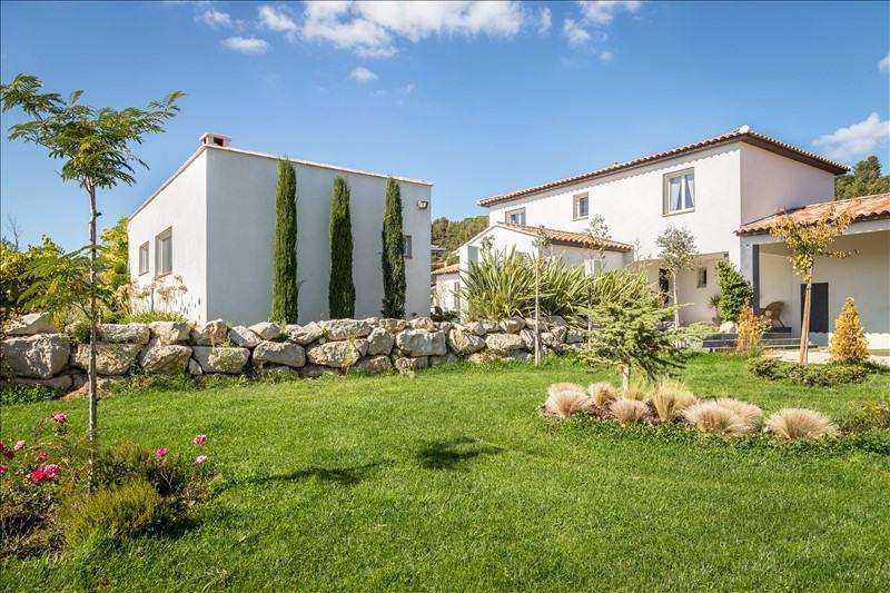 Vente de prestige maison / villa Meyreuil 1025000€ - Photo 2