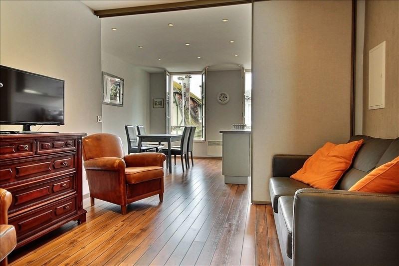 Vente appartement Deauville 215000€ - Photo 1