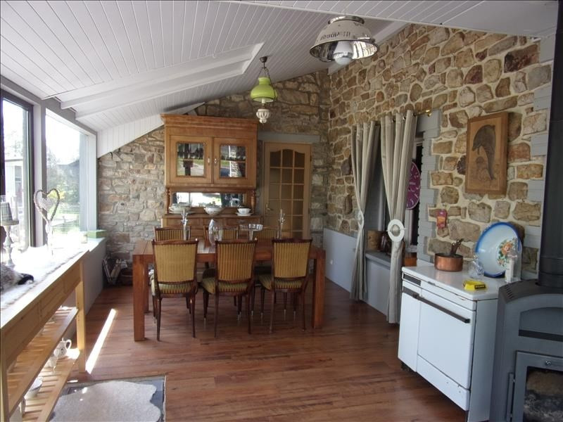 Vente maison / villa Livre sur changeon 270400€ - Photo 2