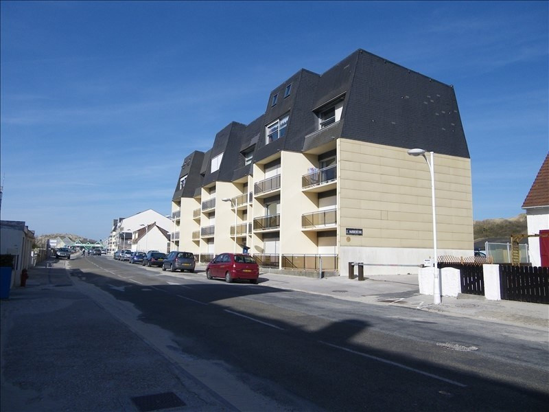 Vente appartement Fort mahon plage 149000€ - Photo 1