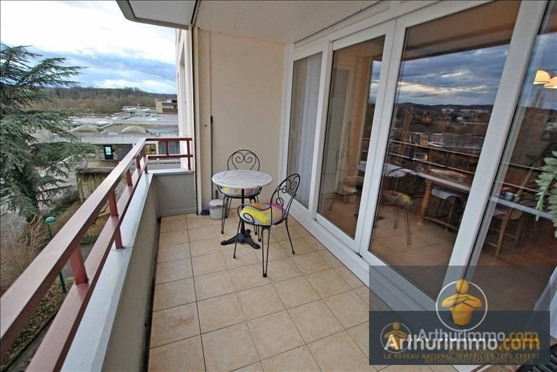 Vente appartement Villefontaine 139900€ - Photo 1