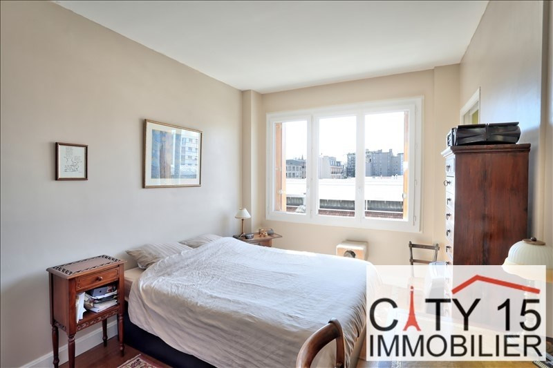 Verkoop  appartement Paris 15ème 585000€ - Foto 3