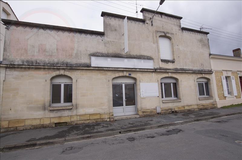 Vente local commercial Bergerac 171000€ - Photo 1