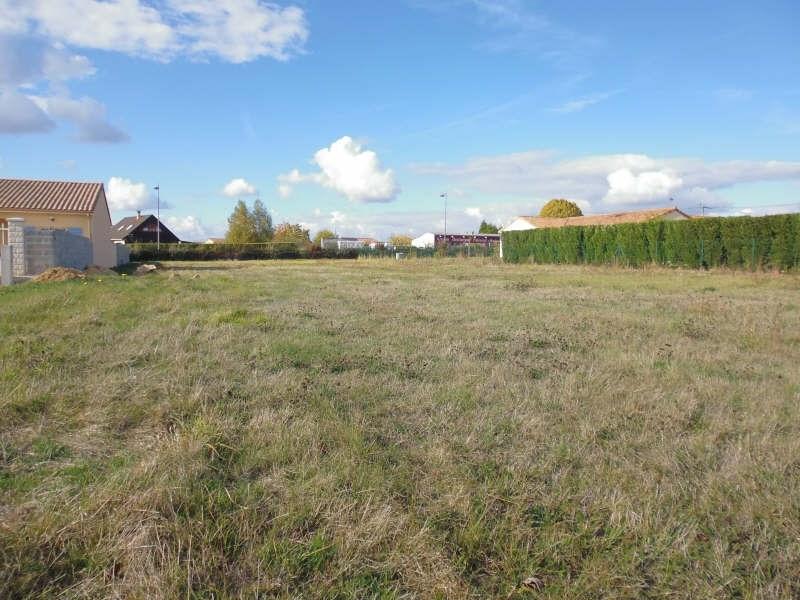 Venta  terreno Nieuil l espoir 70000€ - Fotografía 1
