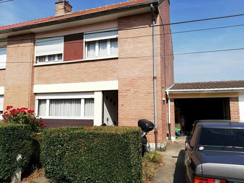 Vente maison / villa Harnes 106 000€ - Photo 1