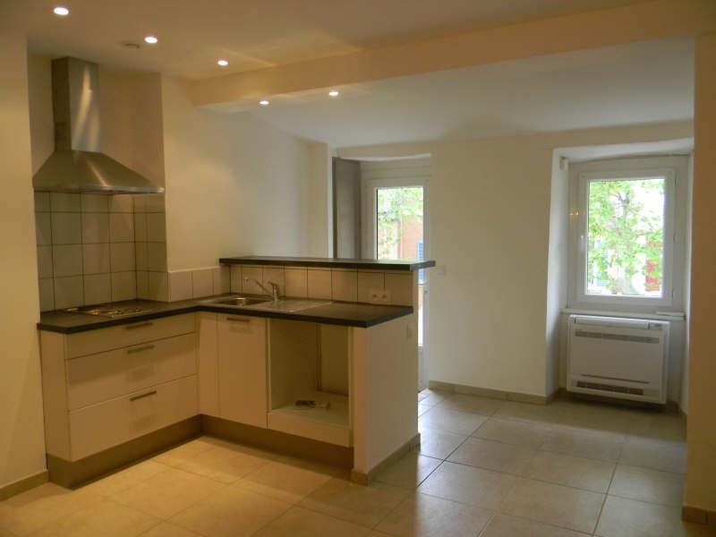 Vente appartement Lamanon 90000€ - Photo 2