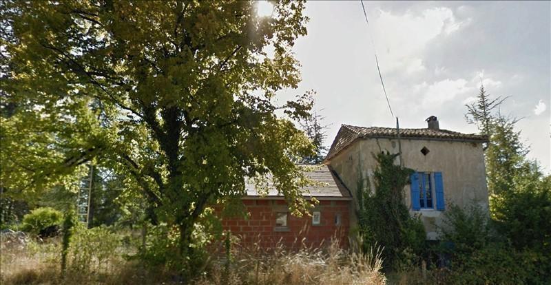 Vente maison / villa Flaugeac 60000€ - Photo 1