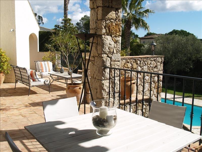 Deluxe sale house / villa St raphael 1350000€ - Picture 1