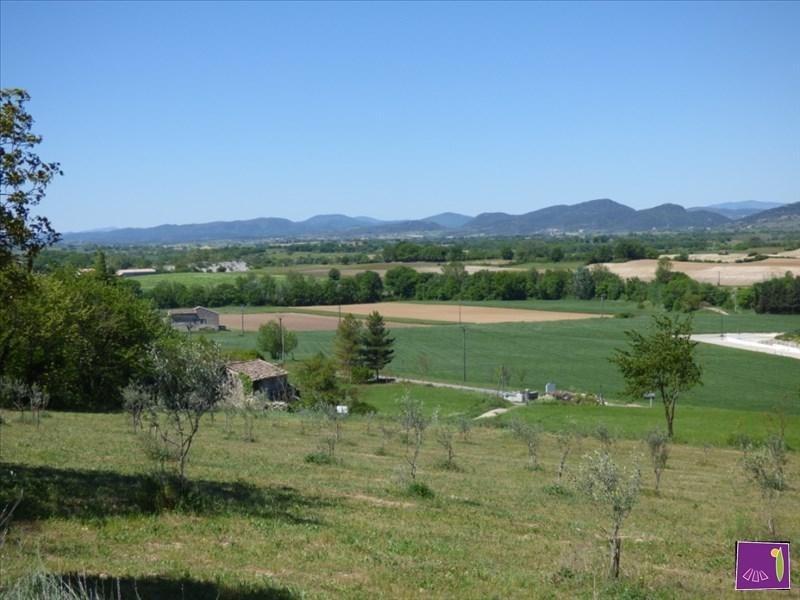 Vente terrain Barjac 67000€ - Photo 1