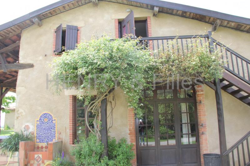 Sale house / villa Samatan 345000€ - Picture 1