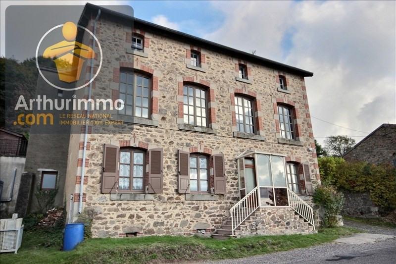 Vente maison / villa Chazelles sur lyon 129000€ - Photo 3