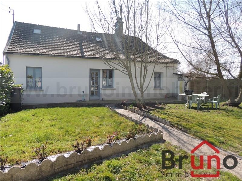 Verkoop  huis Le crotoy 186000€ - Foto 1