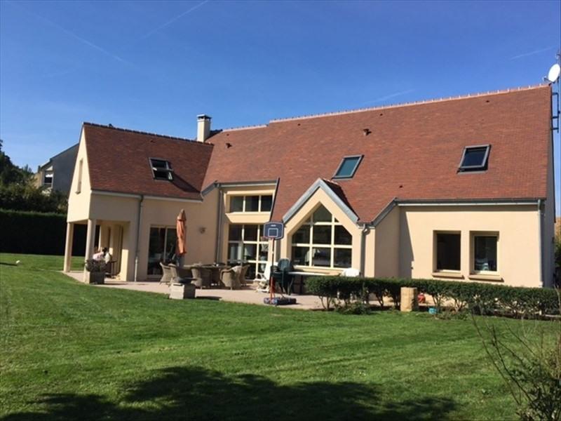Vente de prestige maison / villa Montfort l amaury 890000€ - Photo 1