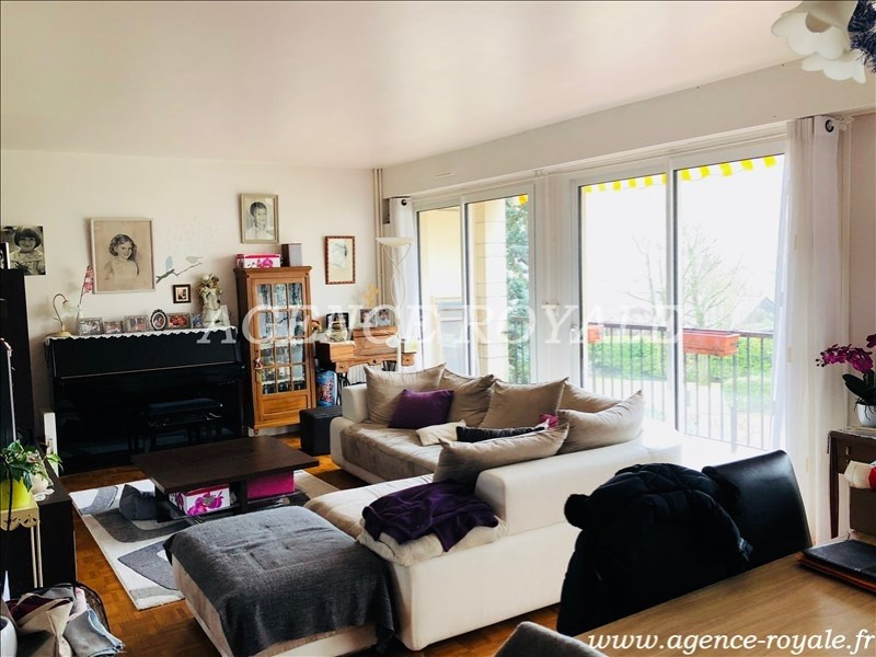 Sale apartment Chambourcy 385 000€ - Picture 2