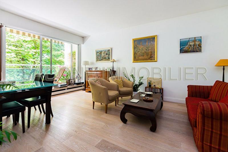 Appartement 84m² Ile de la Jatte-Parc d'Orléans Neuilly-sur-Seine 92200 - Séjour