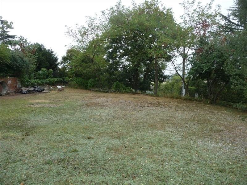 Vente terrain Castelginest 135000€ - Photo 1