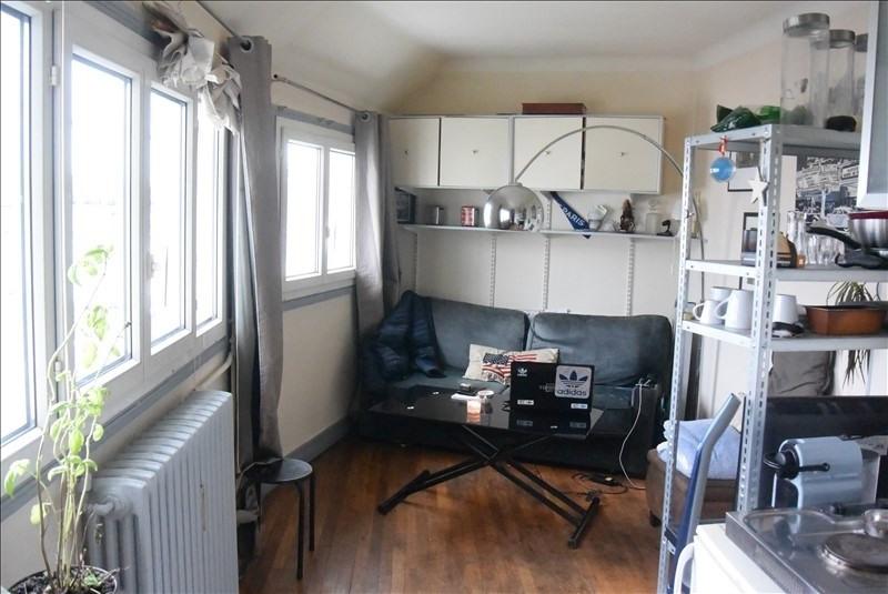 Sale apartment Paris 16ème 250000€ - Picture 2