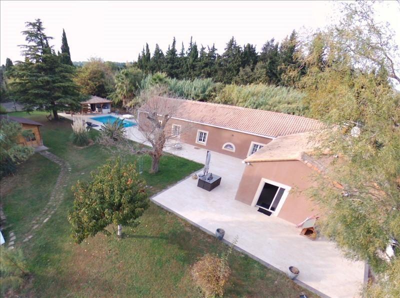Vente de prestige maison / villa Salon de provence 787500€ - Photo 1