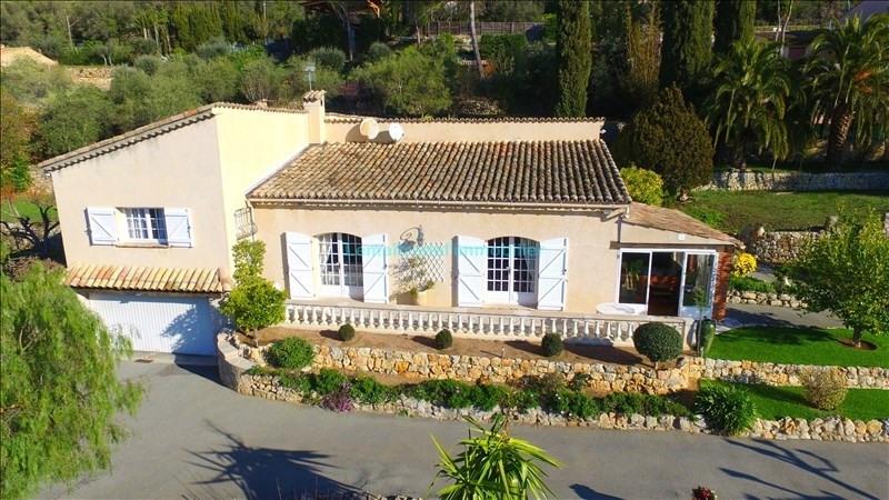 Vente de prestige maison / villa Peymeinade 595000€ - Photo 3