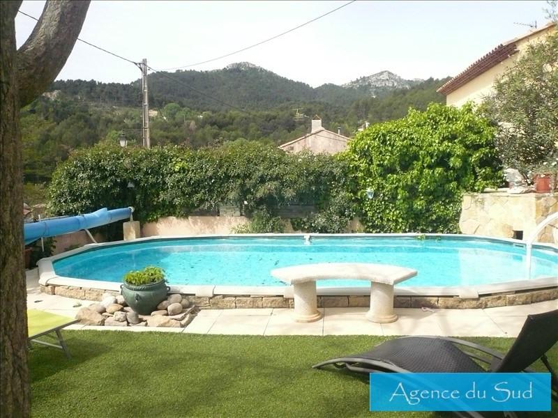 Vente maison / villa St savournin 384000€ - Photo 10