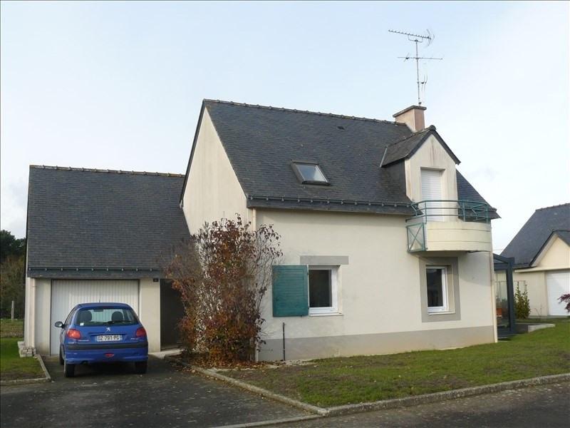 Vente maison / villa St malo des trois fontaine 110900€ - Photo 1
