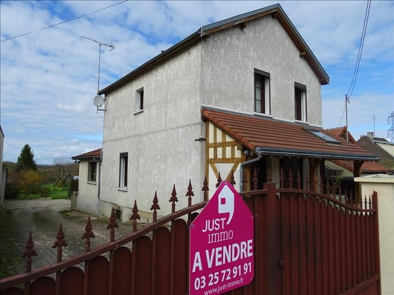 Sale house / villa Rouilly st loup 179500€ - Picture 2